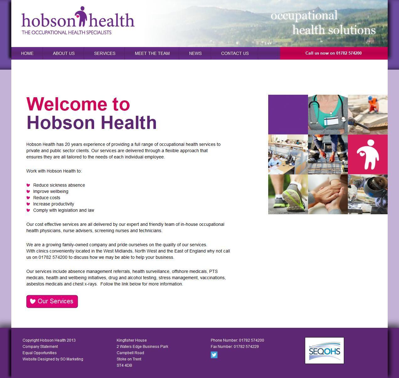 Ashling Occupational Health Ltd Doctors Ashling House