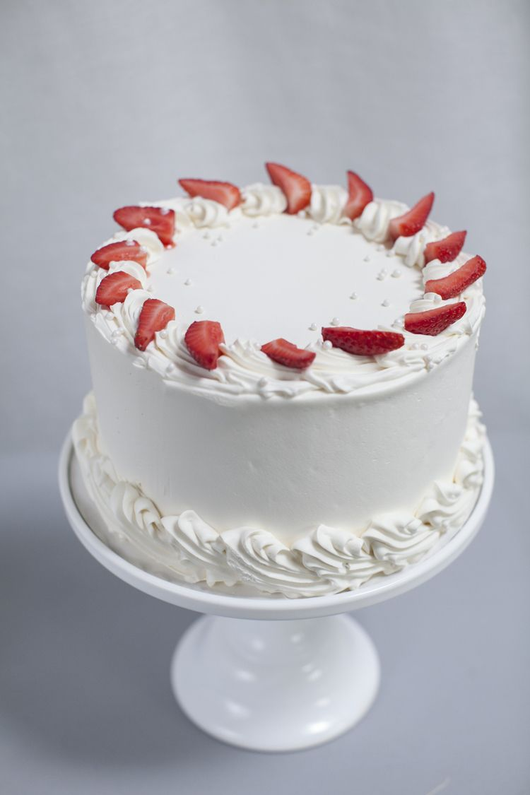 Strawberry Shortcake | Seattle Signature Cakes by The Sweetside