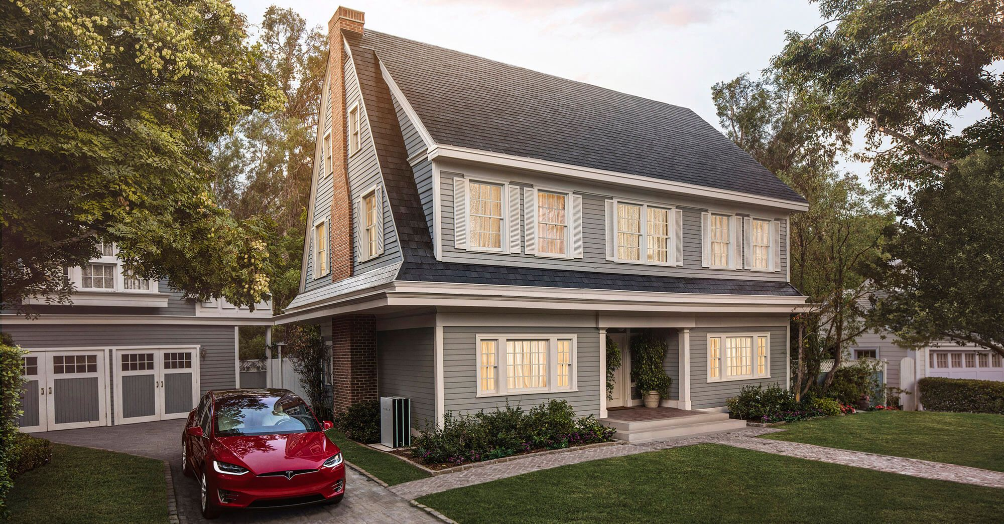Tesla S Solar Panels Are Coming To A Major Hardware Store Near You Solar Roof Solar Shingles Best Solar Panels