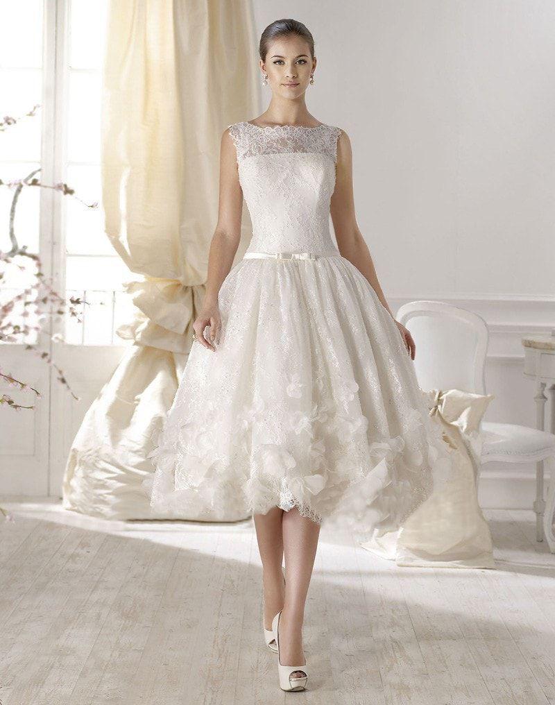 Vestidos de novia mas de ideas para todos los gustos wedding