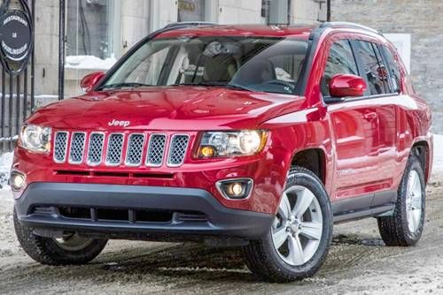 2017 Jeep Compass High Altitude Specs Review