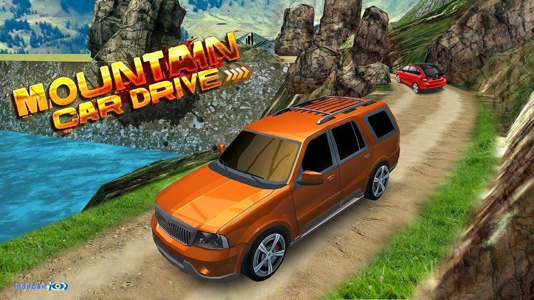 MountainCarDrive 7.4 Driving in the mountains game