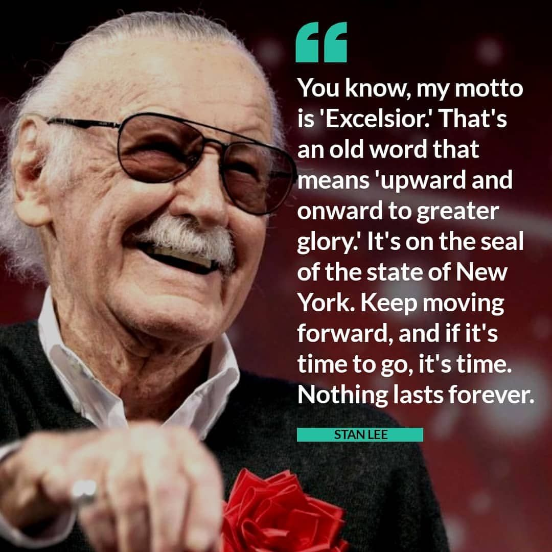 R I P Stan Hope Is Freedom Stan Lee Good Vibes Meaning Stan Lee Quotes
