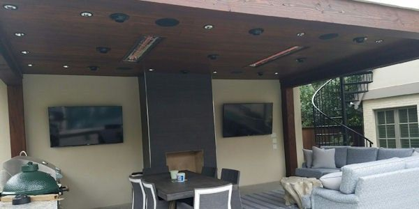 Exceptionnel Outdoor Patio Cooling Systems Doubtful Fort Worth Evaporative Home Interior  5