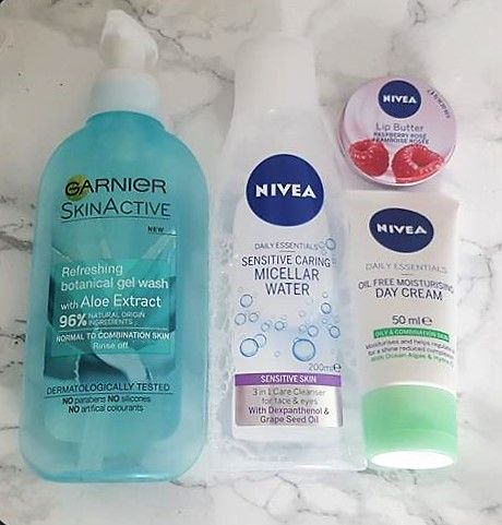 products for blemished skin