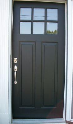 Good Front Door Colors front doors colors that look good with grey siding | storm door