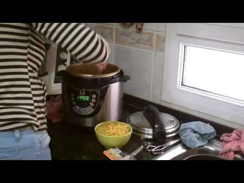 Macarrones A La Mari En Olla Gm Olla Recetas Cocinas