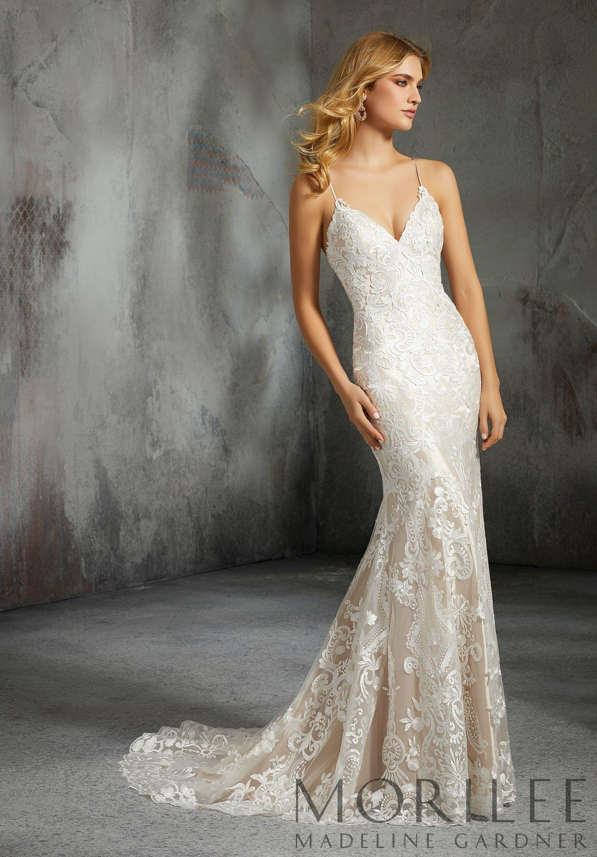 Laura Wedding Dress Morilee Backless Mermaid Wedding Dresses Mori Lee Wedding Dress Wedding Dress Styles [ 2630 x 1834 Pixel ]