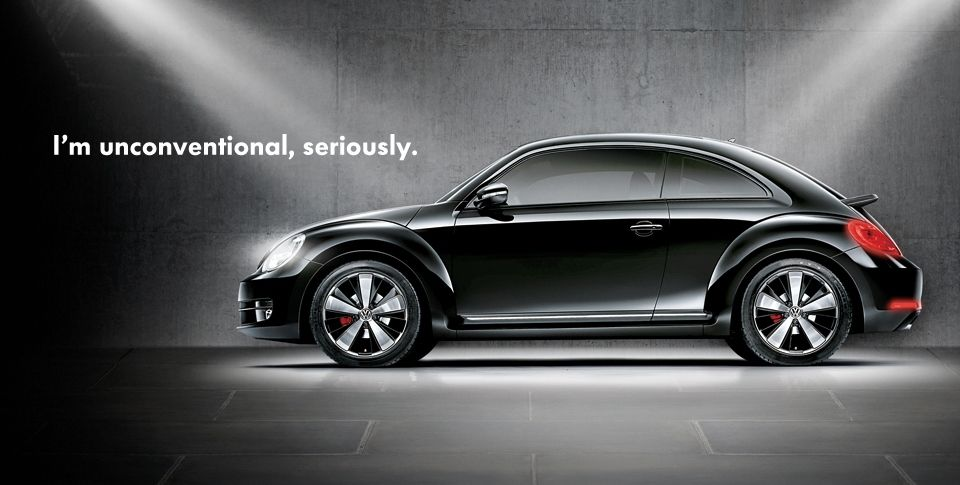 Even the Bugaboo fit in the Beetle´s small luggage space.... love this car   #ConvertToBlack
