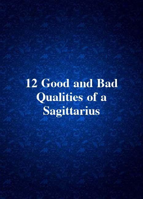 Roseglennorthdakota / Try These 12 Good And Bad Qualities Of
