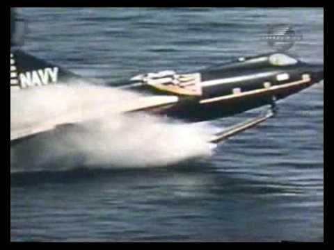 Convair F2Y Sea Dart...very cool airplane!....Way ahead of it's time