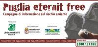 """Bari / Amianto: campagna di informazione """"Puglia Eternit Free"""""""