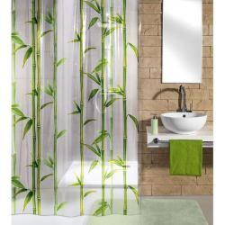 Photo of Kleine Wolke Duschvorhang Bambu 180 x 200 cm Kleine WolkeKleine Wolke