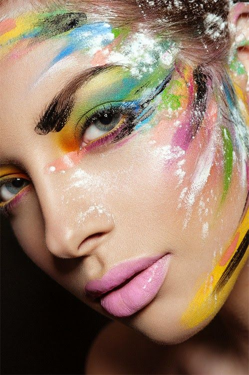 Beautiful Colorful Pictures And Gifs Beautiful Faces Imagenes De