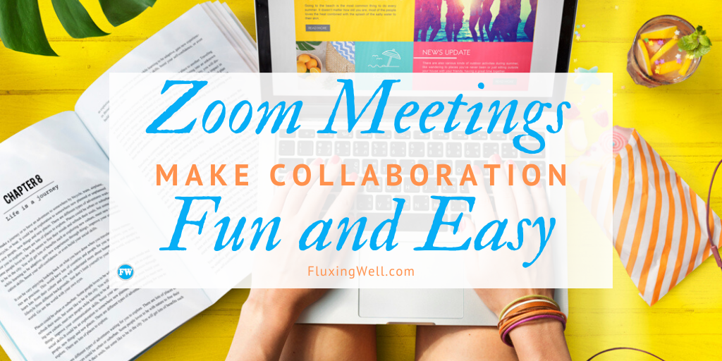 Easy Zoom Meeting Tips For Success In 2020 Fluxing Well In 2020 Student Teacher Gifts Classroom Meetings Online Teaching