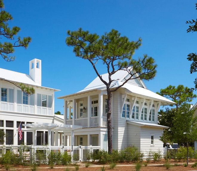 Pictures Of Beach Houses In Florida: Florida Beach House With New Coastal Design Ideas