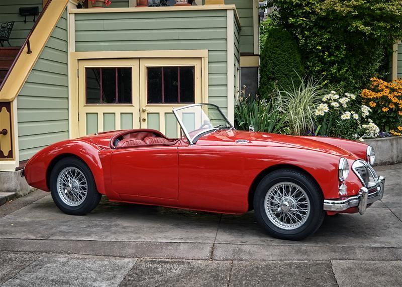 1962 MGA MKII For Sale Sports car, Classic sports cars