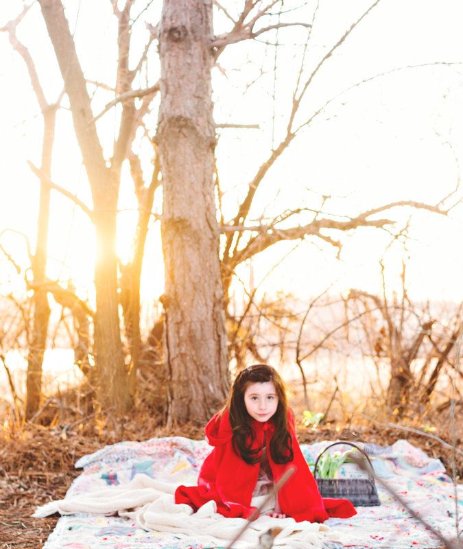 Little Red  Photo By Wild Child Photography