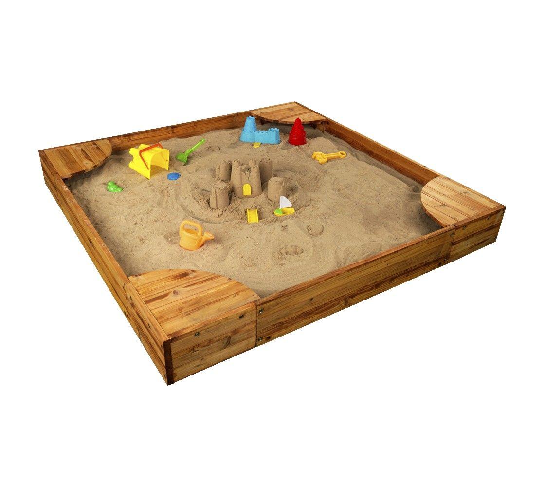 Kidkraft Backyard Sandbox | Backyard toys, Backyard ...