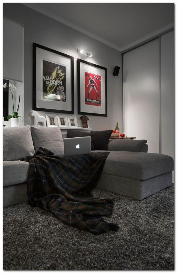50 Cozy Tv Room Setup Inspirations Bachelor Pad Living Room Small Apartment Design Apartment Living Room
