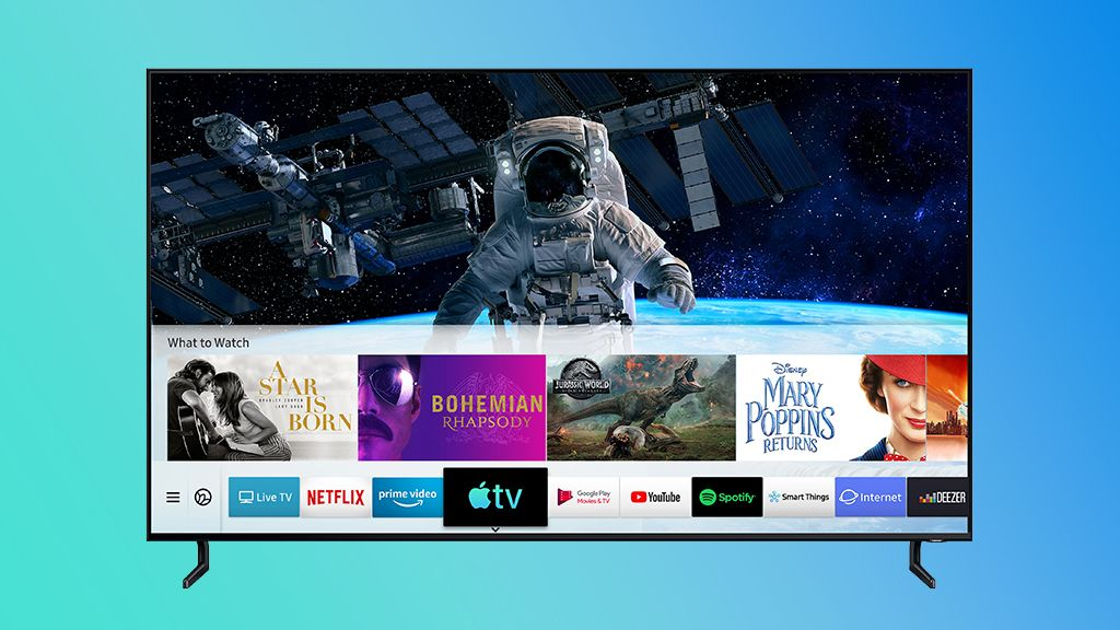 Apple tv app and airplay 2 now available on samsungs 2019