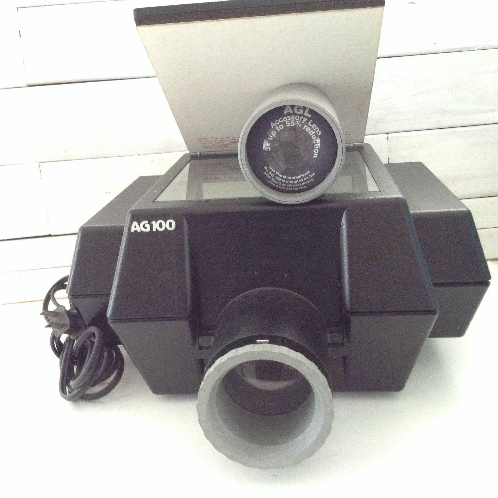 Artograph ag 100 opaque projector agl accessory lens