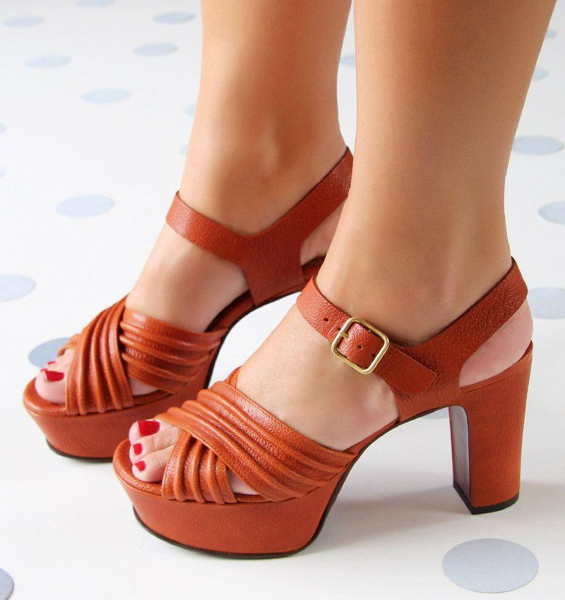 03dbc88dd MARRIOT CUERO :: SANDALIAS :: CHIE MIHARA SHOP ONLINE | Shoes