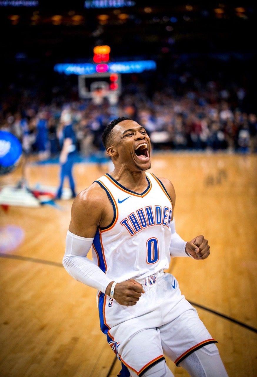 Russell Westbrook Nba players, Nba legends, Basketball