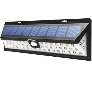 54 led solar lights outdoor waterproof solar power lights with 120 54 led solar lights outdoor waterproof solar power lights with 120 wide angle motion sensor aloadofball Images