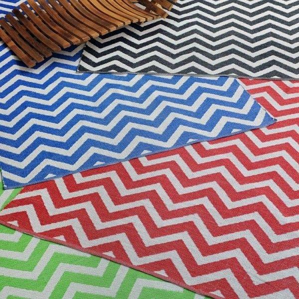 Tapis fait main zen noir et blanc the rug republic 160x230 - Tapis Cosy