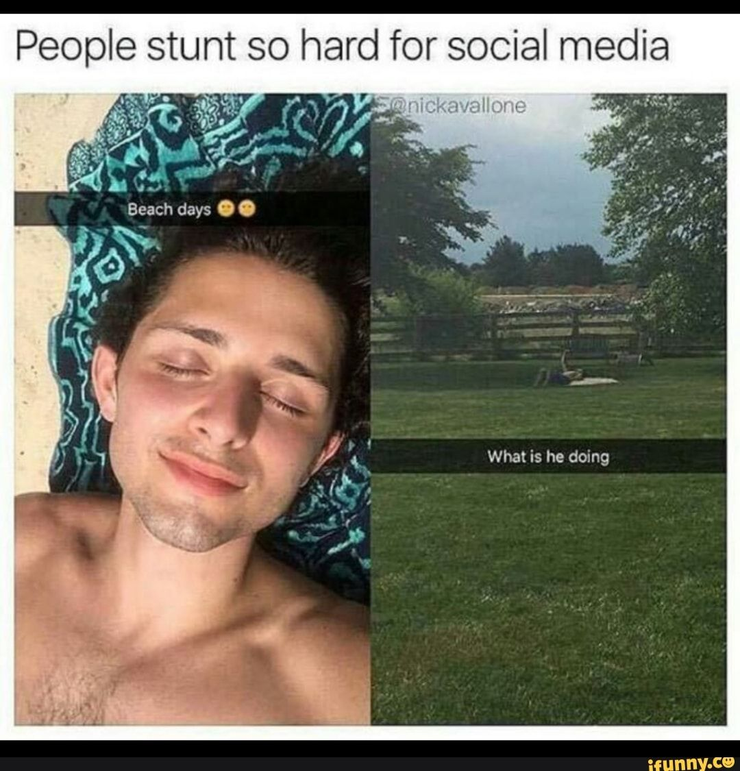 People Stunt So Hard For Social Media Ifunny Really Funny Funny Relatable Memes Stupid Funny