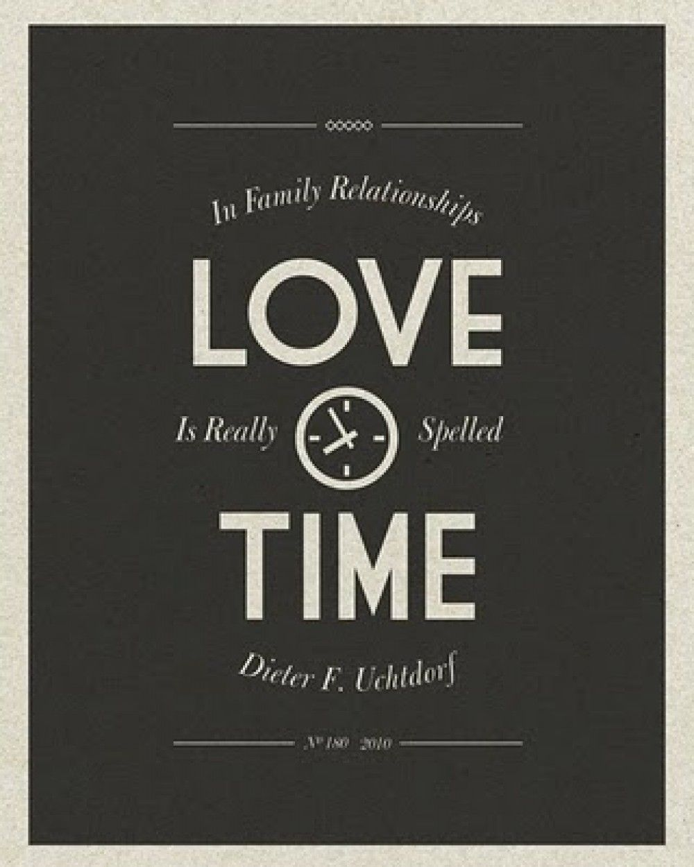 Quotes On The Importance Of Time: Love Language #3: The Importance Of Quality Time In Islam