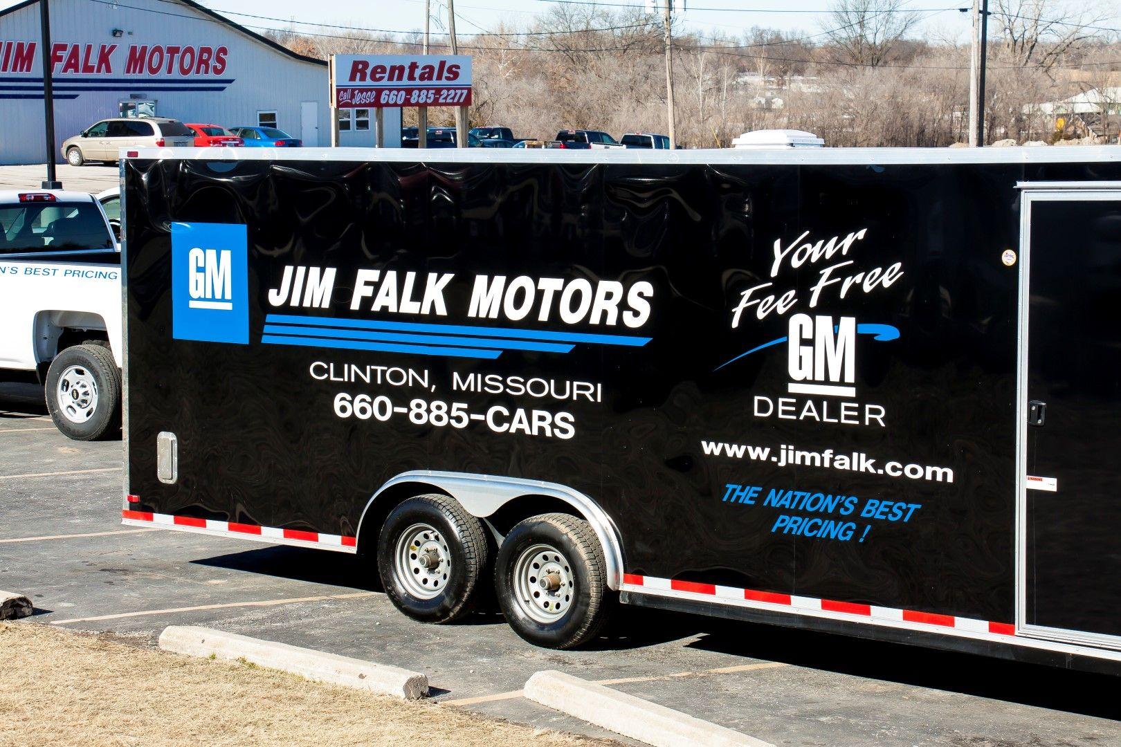 Pin On Jim Falk Motors