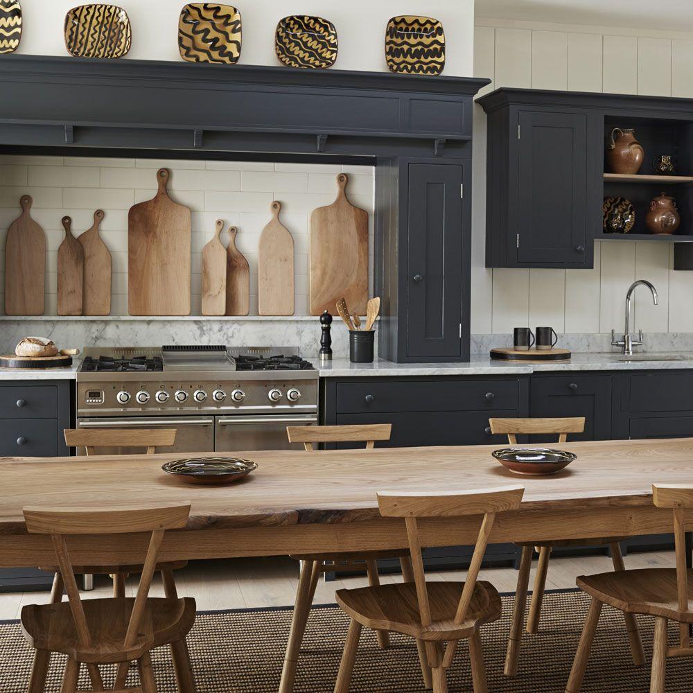 Open-plan kitchen ideas – designs for a true home hub