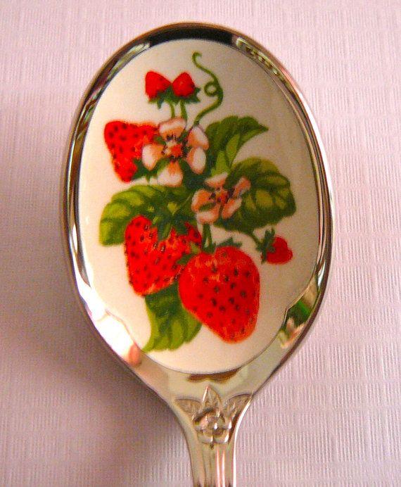 Pin von Tonya Rappe auf Strawberries | Pinterest
