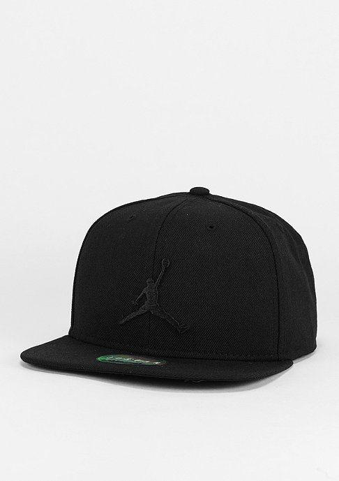 d798ba7f981d26 JORDAN Snapback-Cap Jumpman black black - Accessoires Caps Snapback Caps