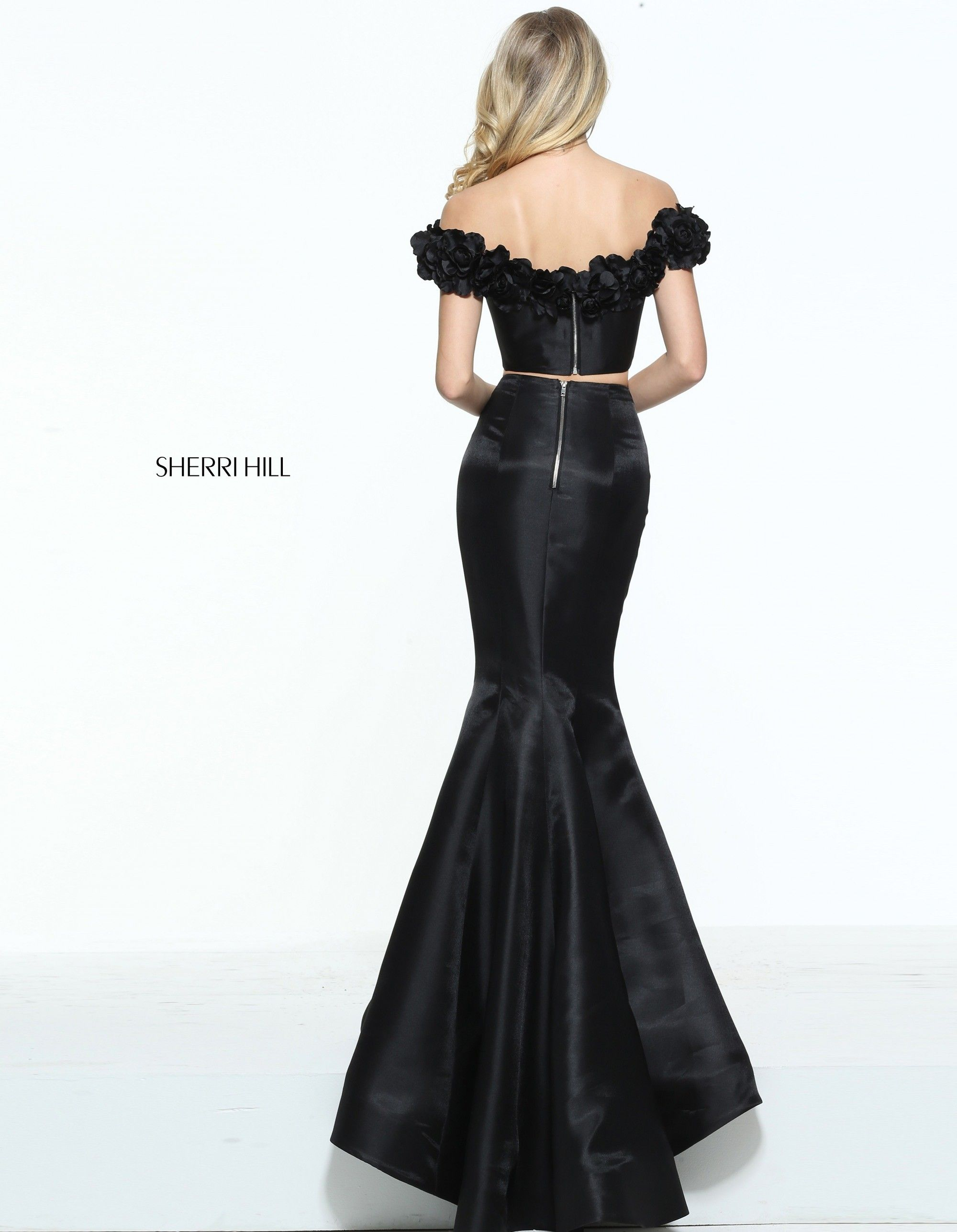 Sherri Hill 51028 Prom Dress | MadameBridal.com #sherri hill #prom dress #