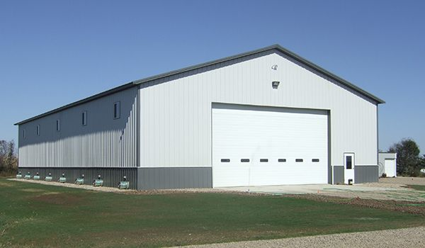 Lester Buildings Pole Barn Shed