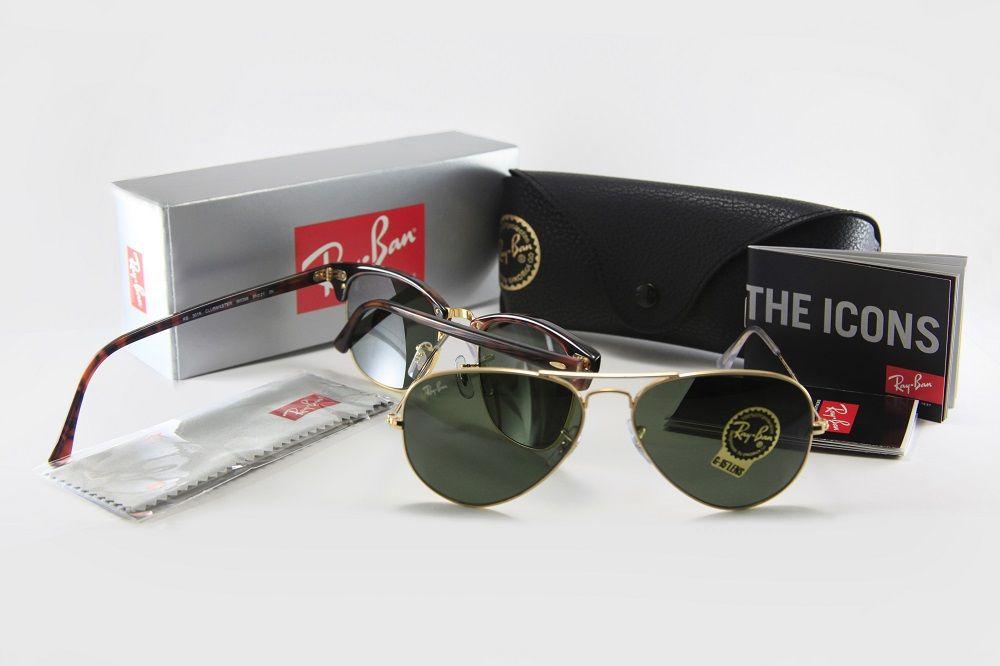 55824bddb8 14 Easy Ways To Spot Fake Ray-Ban Sunglasses