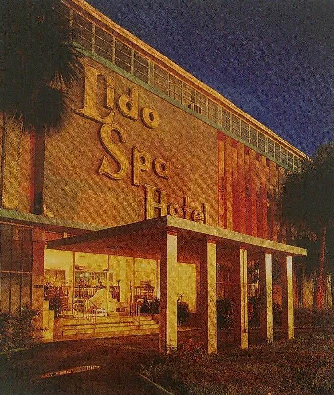 Lido Spa Hotel The Last Holdout Of
