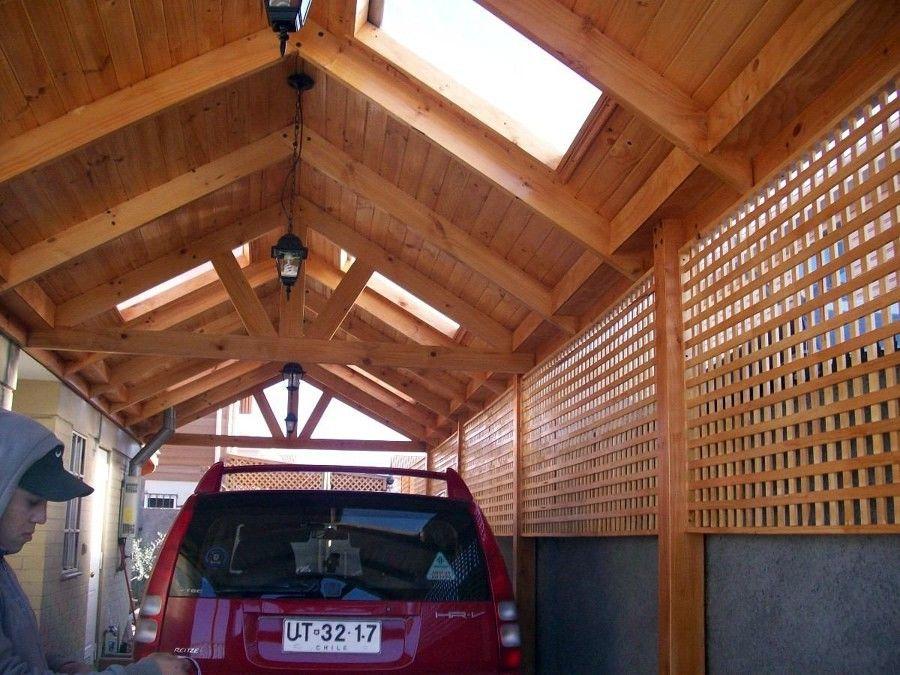 Imagen relacionada casa pinterest cobertizo for Cobertizo de jardin de techo plano de pvc