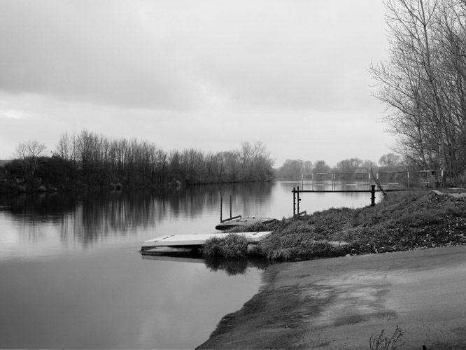 Bild 258 « Saalelandschaften.1992−1999 | peter thieme | dokumentarfotografie