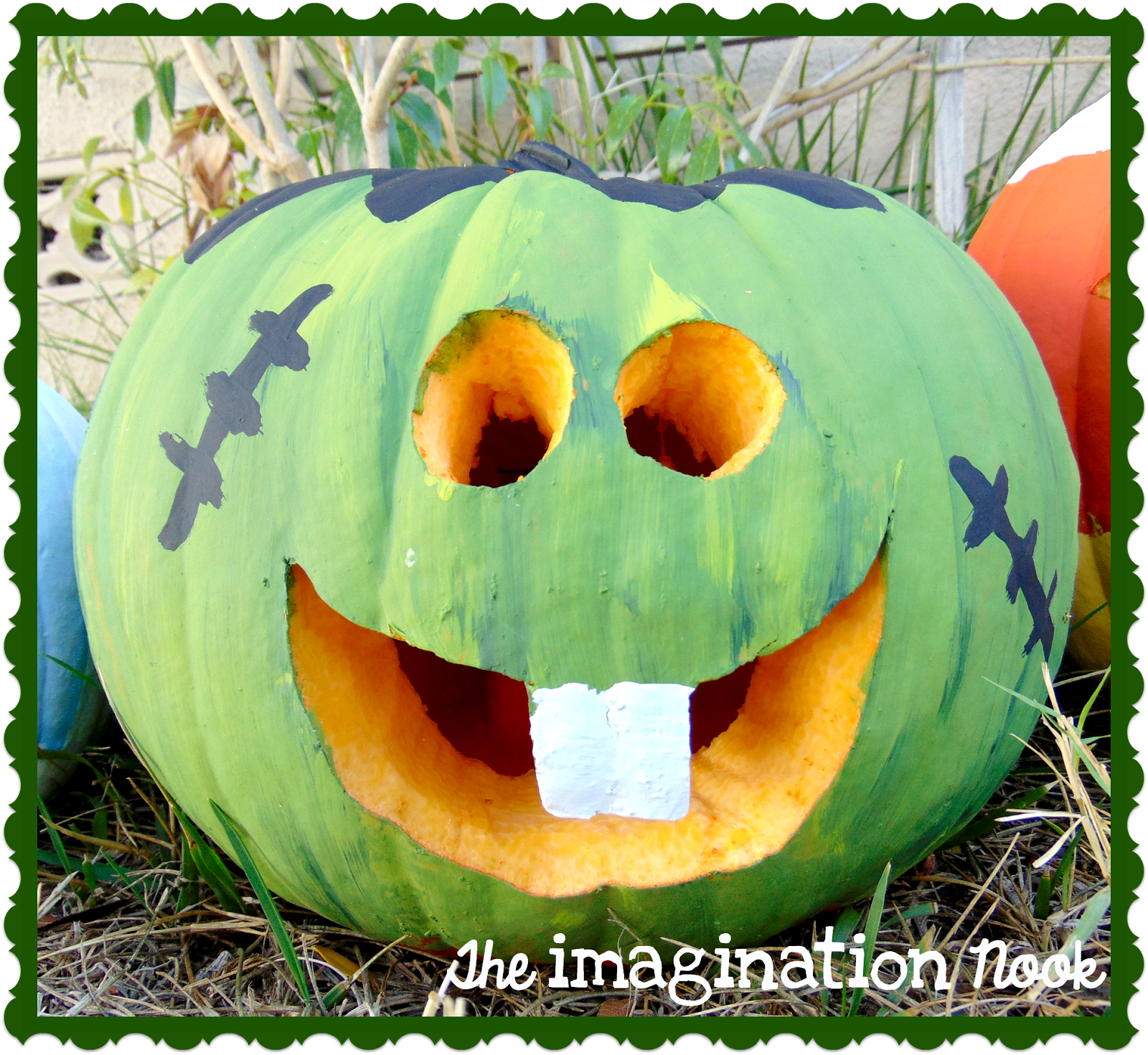 How To Make A Jack O Lantern Writing