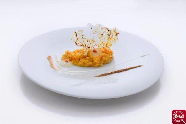 Risotto St.Jaques di Ivan80, scopri la #ricetta su www.cooktogether.it e scarica l'#app http://goo.gl/jeBeZO #BuonAPPetito