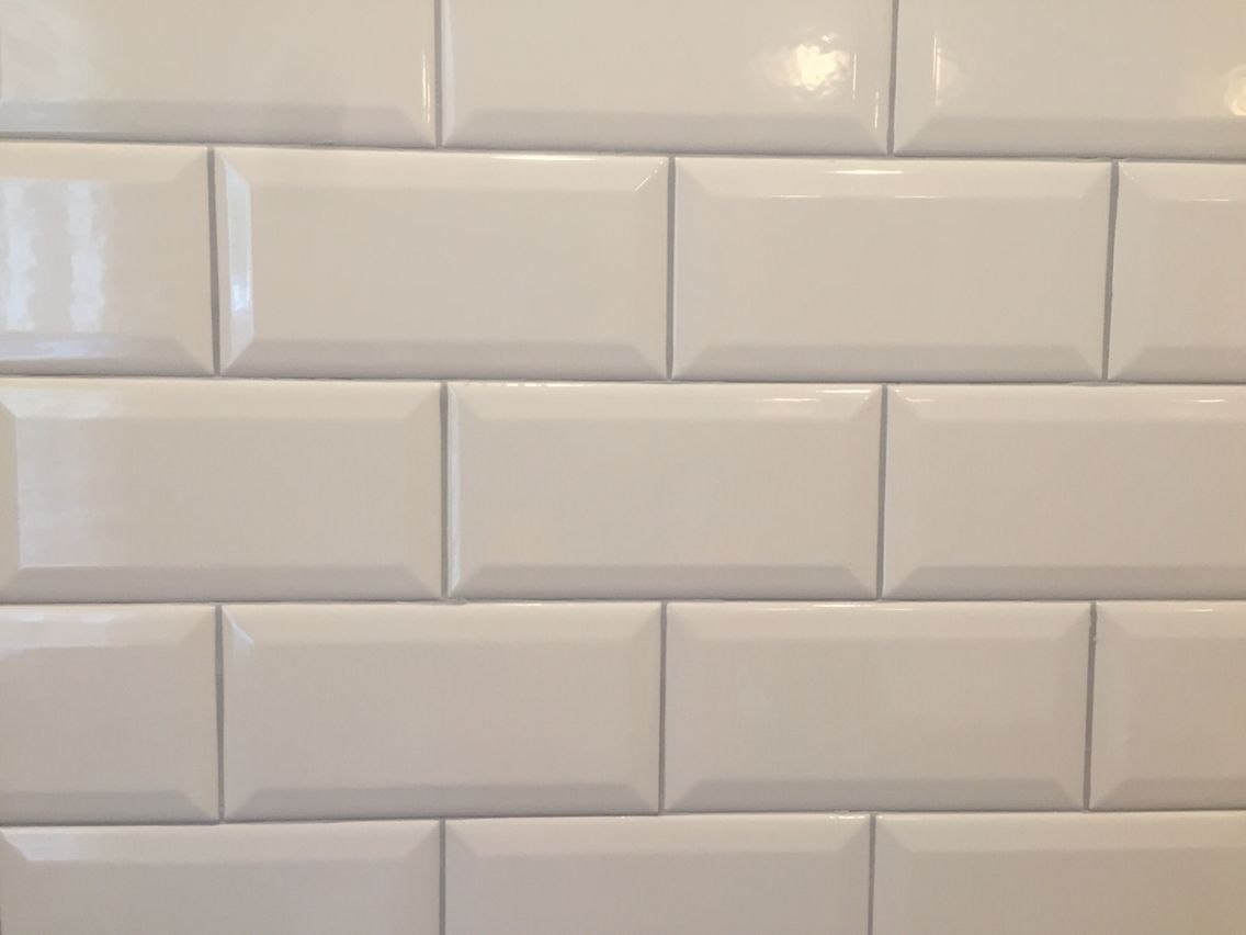 Platinum Grout from Home Depot | New Guest Bathroom in ...