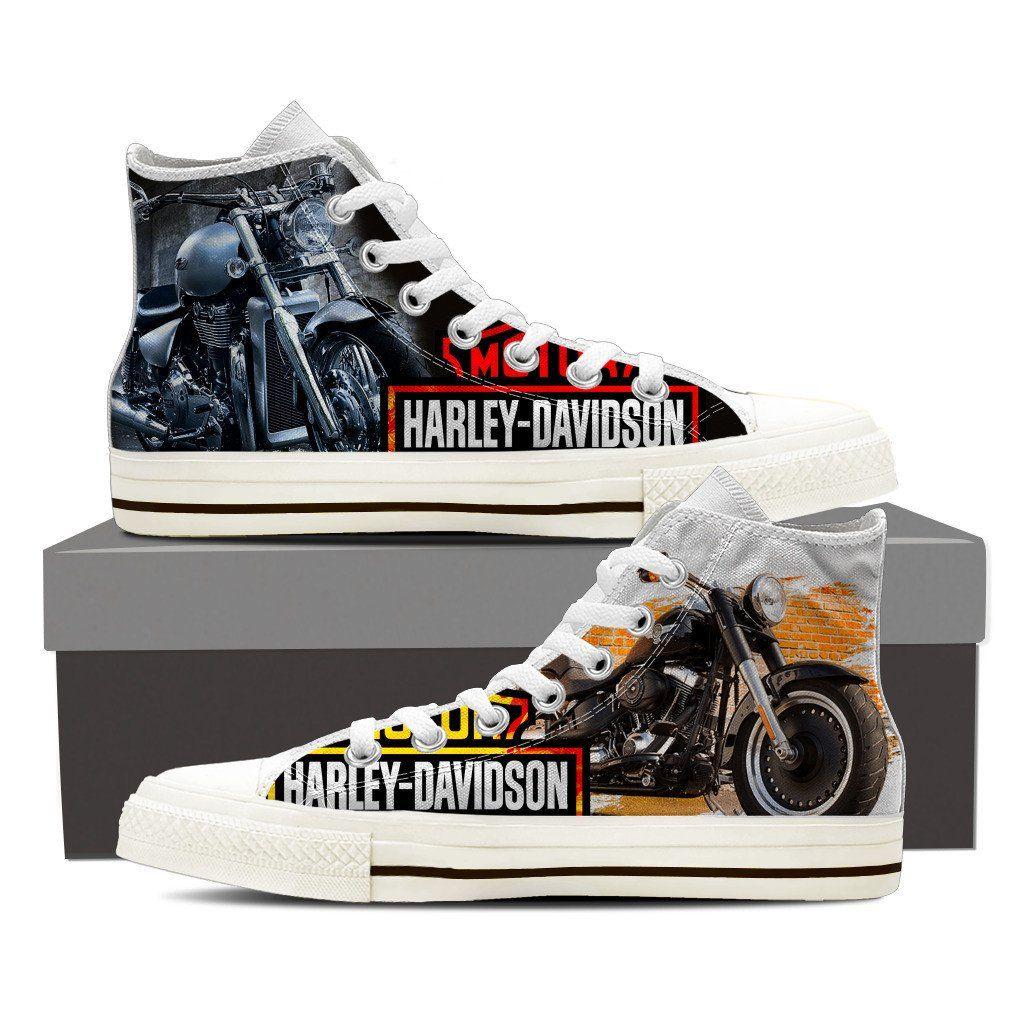 Harley Davidson Ladies High Top