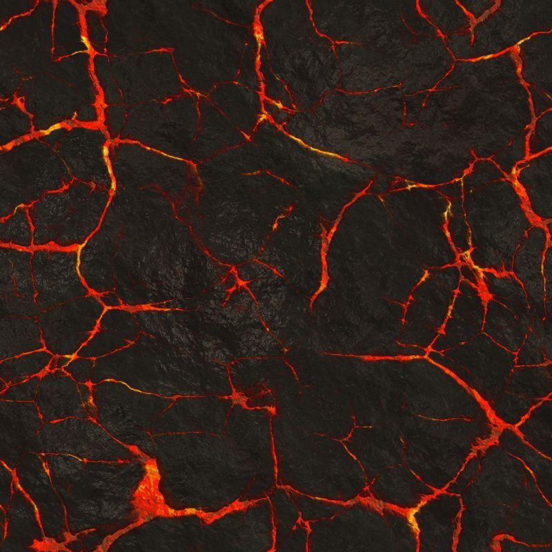 Lava Cracks Texture Rock Textures Game Textures Lava