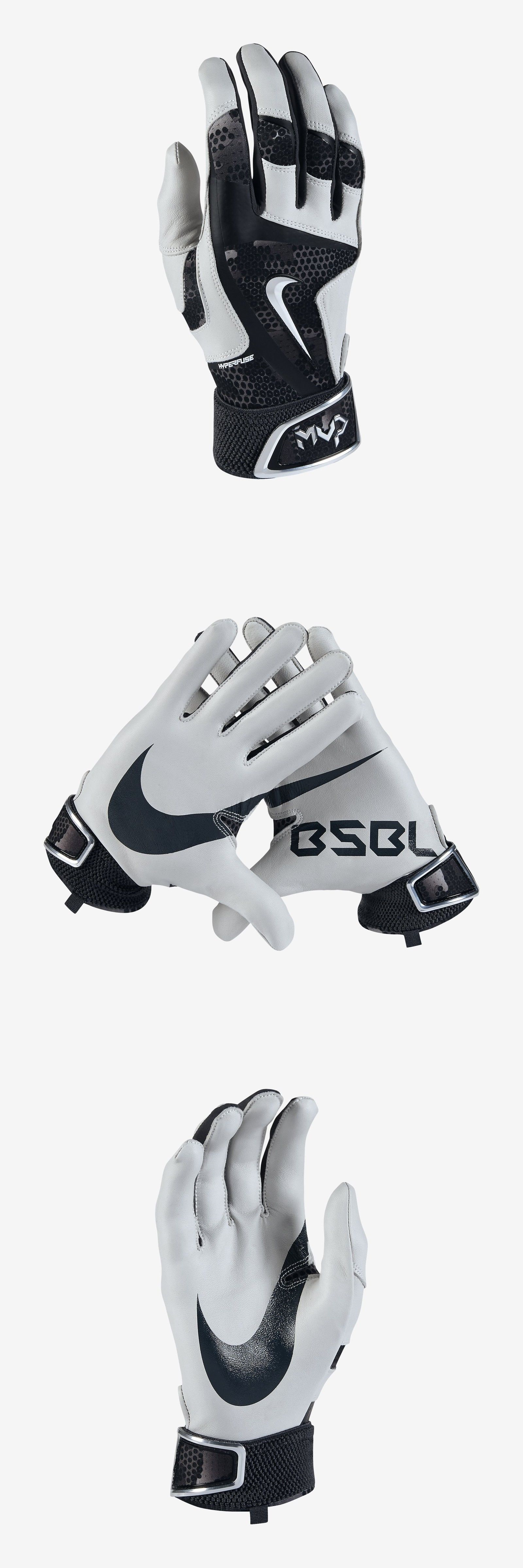 Nike Mvp Elite. This Intricately Designed Gj670248 Baseball Batting Gloves  Nike