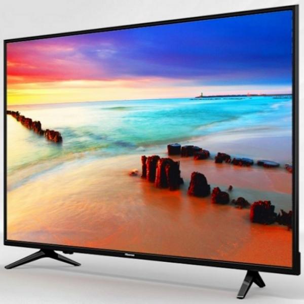 3f868405afa Hisense h43a6140 televisor 43   lcd direct led uhd 4k hdr smart tv wifi lan