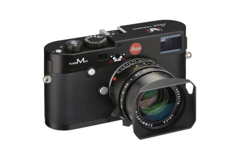 Leica to Launch Kumamon-Edition M & C Cameras